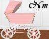 multi pink stroller