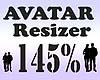 Avatar Resizer 145%