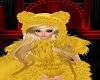 Chest Fur Yellow