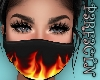 !P! Fire Face Mask v1