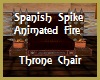 Spanish Throne Chair