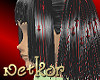 Gothic Doll Hair