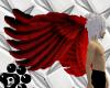 Blood Red Bird Wings