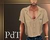 PdT Bimini Beige Shirt M