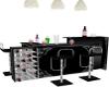 A| Black & Silver Bar