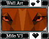 Milo Wall Art V3