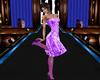 Summer Dress Purple