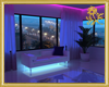 Neon Room with a View