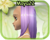 ~M~ Long Lilac