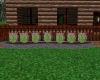 Brick Flower Planter