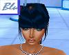 Blu Royal Ponytail