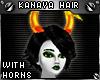 !T Kanaya hair + horns