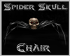 Spider Skull Chair