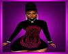 Black & Pink Versace RLL