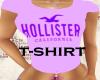 Holister Cali Pink
