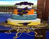 Colorful Animated Cake