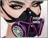 n  Rave Girl Gas Mask