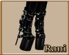 Vixen Boots - Black