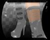 *J Mystery Grey Boots V2
