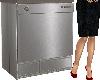 TF* Animated dishwasher