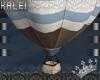 ♔K Hot Air Balloon