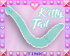 Kitty Tail | Teal