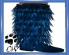 CW Blue Feathers