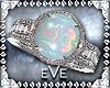 [eVe]DiamondOpalRing