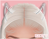 B | White Neon Horns