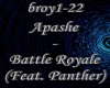 Apashe - Battle Royale