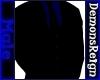 Suit Top Black/Blue