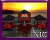 *NN* Dark Cabana Oasis