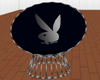 Play boy bunny chair