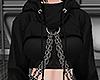 *G Dark Chained Hoodie