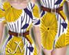 N. Yellow Dress