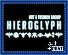 [M] hieroglyph members