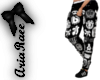 Girls/Women Symbol Pants