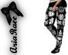 Girls/Women Symbol Pants