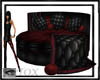 Vamp round poseless bed