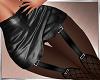Black Leather Skirt RXL
