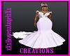 Wedding Gown L.Purple