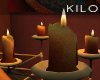 """ Solitude Candles"