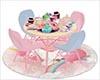Cupcake Unicorn Table