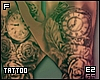 Ez| Hand Tattoos