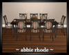 *AR*Cottage Dining Table
