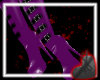 *h* Mystery Boots_Purple