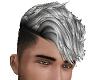 Grey Fade Modern Haircut