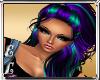 Rita Purple Teal