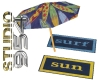 S954 Umbrella Set 4