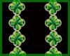 :St.Patricks Earrings: